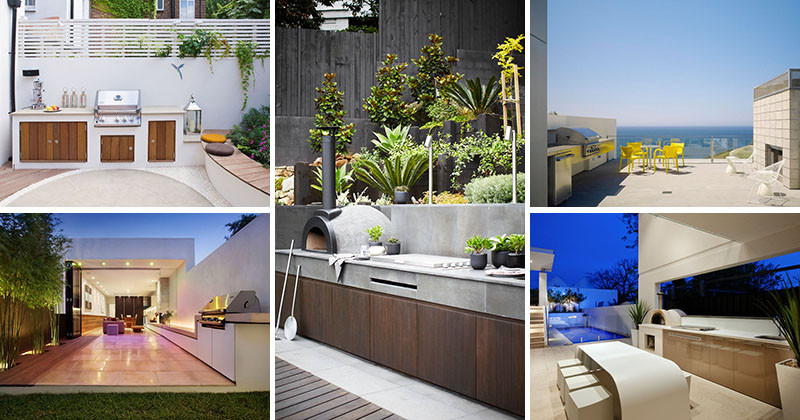 10 Awesome Outdoor Bbq Areas That Will