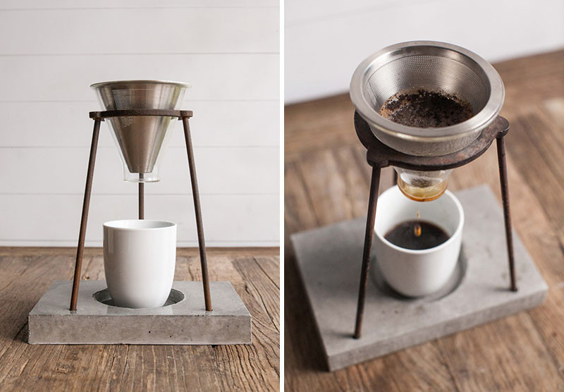 15 Pour Over Coffee Stands That All You Coffee Snobs Need