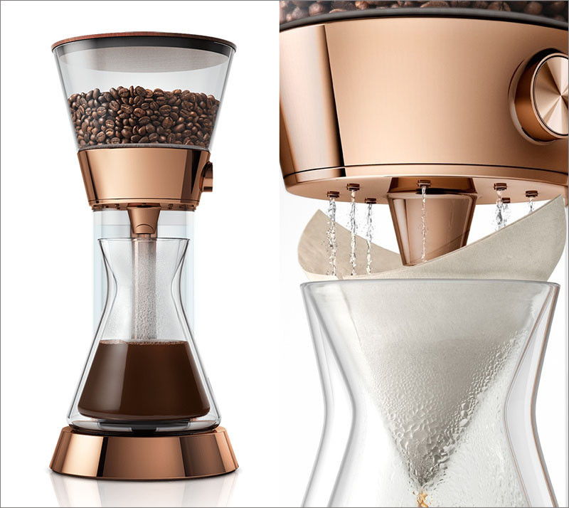 Best Coffee Maker Pour Over : 15 Pour Over Coffee Stands That All You Coffee Snobs Need To Be Aware Of CONTEMPORIST