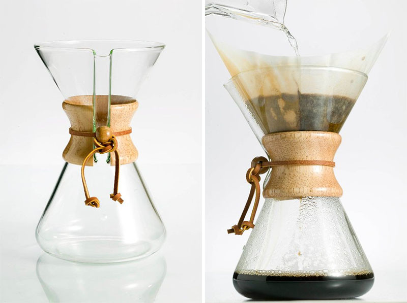 15 Examples of Pour Over or Drip Coffee Stands
