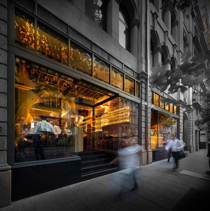 LOT 1 Café, Bar & Restaurant by Enter Projects