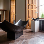 SplinterWorks add a freestanding carbon fibre tub and sink to their collection