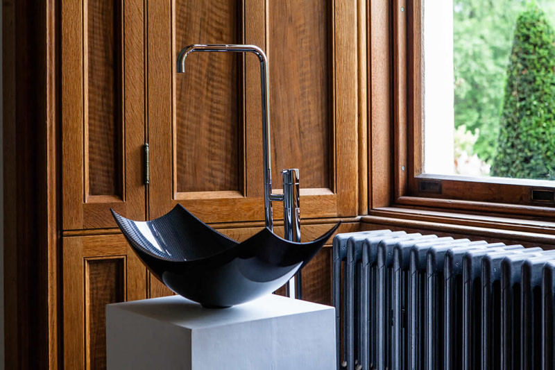 Vessel Freestanding Bathtub & Sink By SplinterWorks