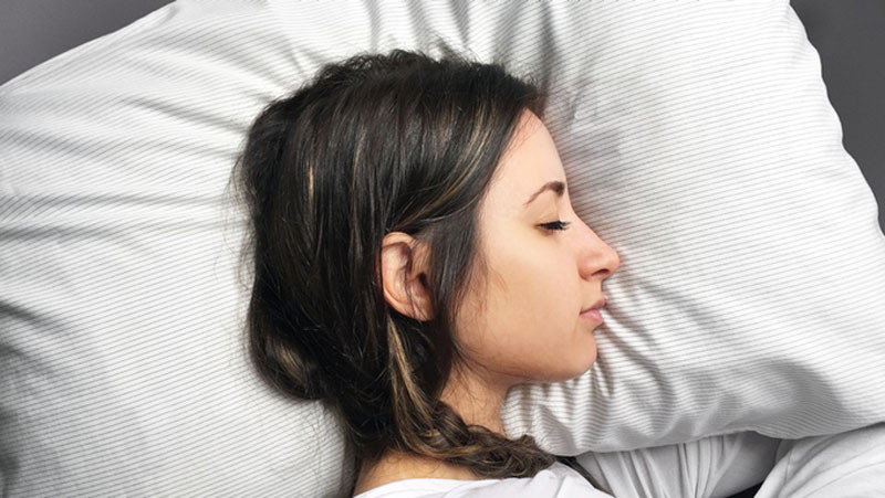 This New Pillowcase Has Silver Coated Fibers That Make It Anti-Bacterial
