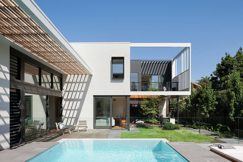Stepping House by Bower Architecture
