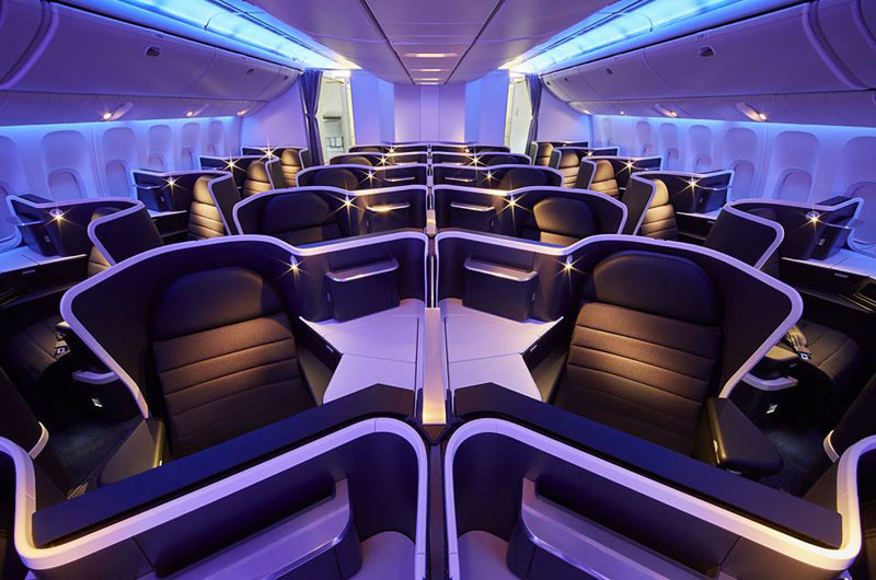 See inside the new business class cabin that Virgin Australia have revealed