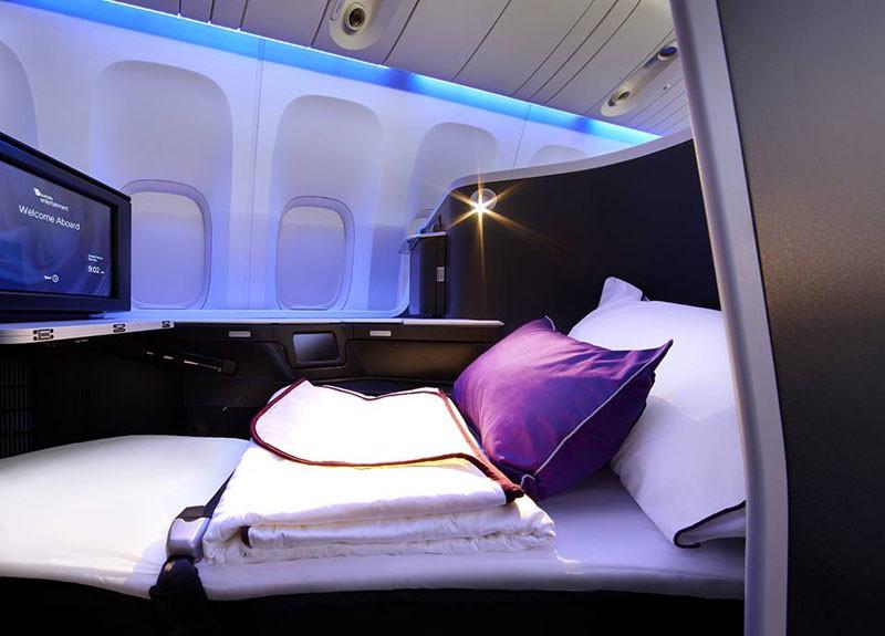 Virgin Australia Have Unveiled Their New International Business Class Cabin