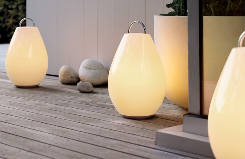 How To Make Your Balcony Awesome For Summer // Lighting is always important if you want to enjoy your balcony at night. You could have some LED Lanterns scattered around.