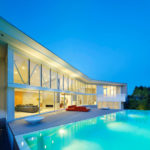 This New House In Vancouver Opens Up To A Deck And Swimming Pool