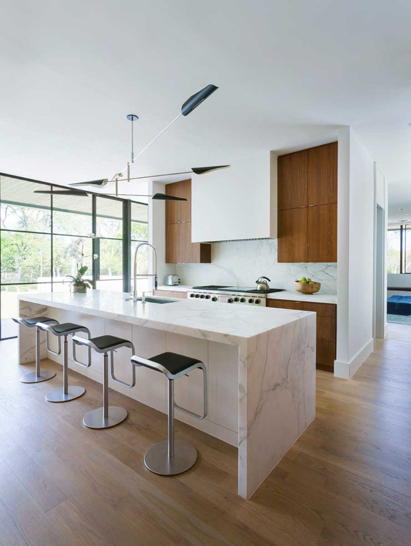 7 Ways To Add Value To Your Home // Update The Kitchen...The kitchen is the most used room in a house. Changes can be as small as new hardware on the cupboards and drawers to full on remodels complete with new floor, appliances and countertops.