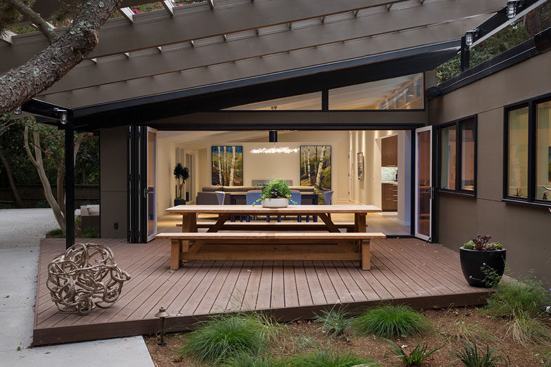 7 Ways To Add Value To Your Home // Build A Deck...Adding a deck to a home is a great way to increase the usable space of the home without taking over the entire backyard. Decks also appeal to people who love to entertain, and don't like to garden as much.