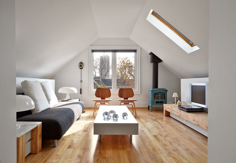 7 Ways To Add Value To Your Home // Finish The Attic...An attic that's been converted into a bedroom is also an asset because that's one more room that future buyers can benefit from.