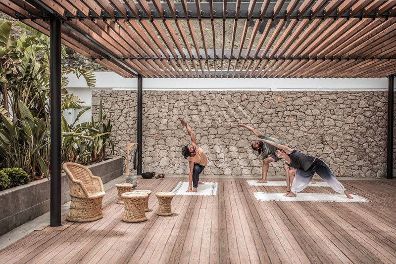 17 Pictures Of The Recently Opened Casa Cook In Rhodes, Greece // The Yoga Space