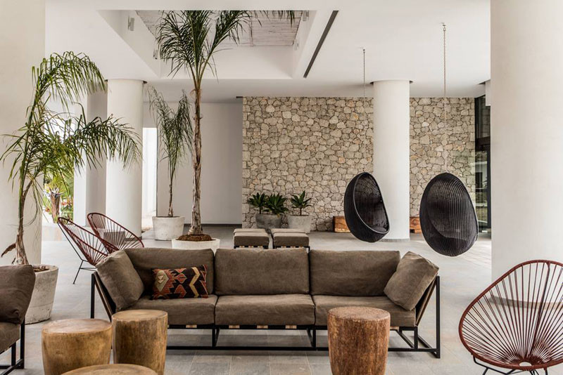 17 Pictures Of The Recently Opened Casa Cook In Rhodes, Greece