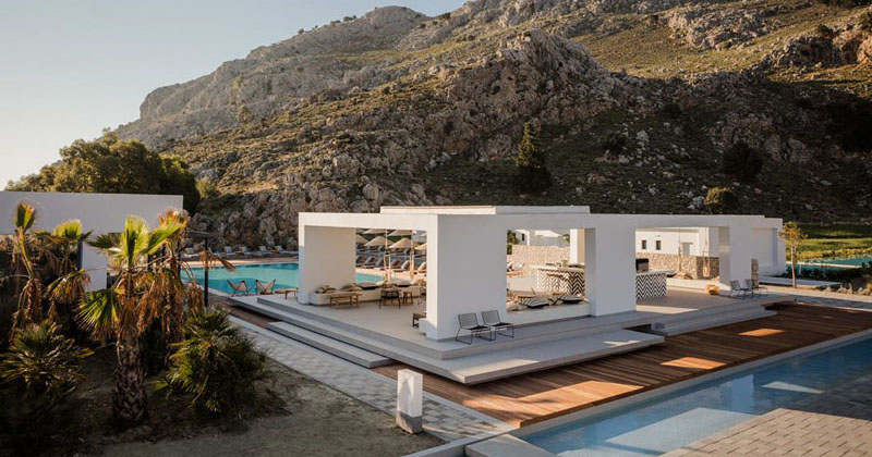17 Pictures Of The Recently Opened Casa Cook Hotel In Rhodes, Greece