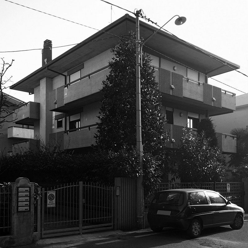 Before U0026 After   The Exterior Renovation Of A Building In Italy