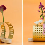 These unconventional vase designs make creative floral arrangements possible