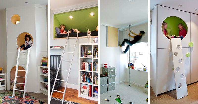 11 Kids Only Hideouts That Even The Biggest Grownups Would Be Jealous Of