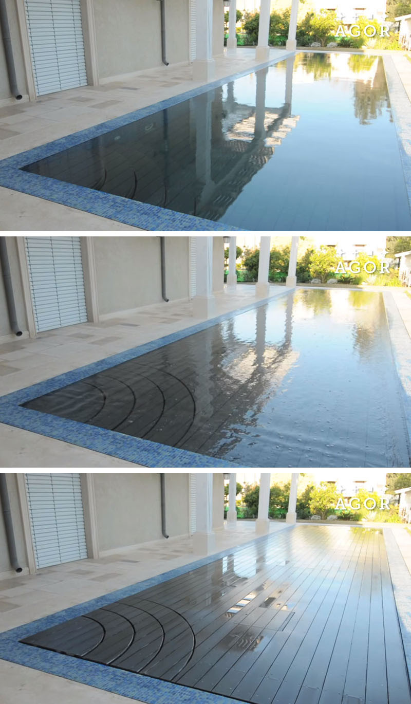 This company turns your pool into a deck, increasing your outdoor space.