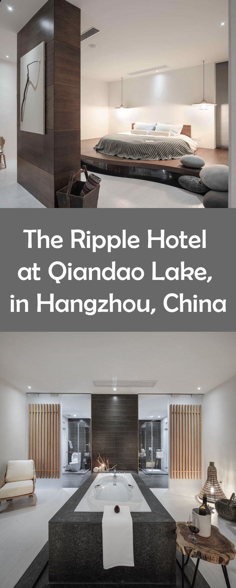 23 Pictures Of The Ripple Hotel At Qiandao Lake, In Hangzhou, China
