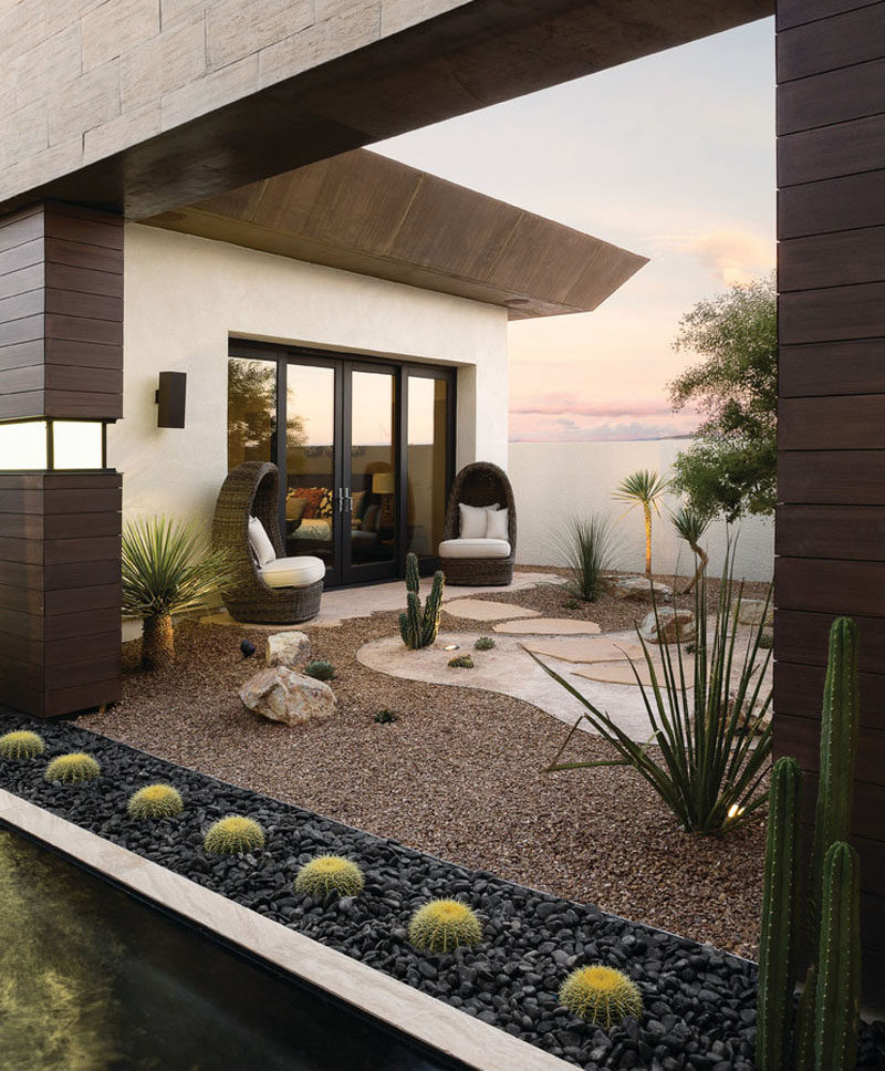 5 Benefits Of Having A Rock Garden | Contemporist