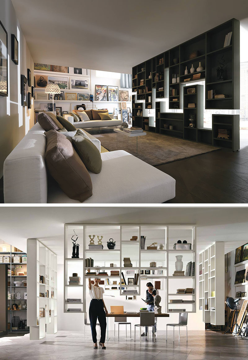 The division of the interior apartment interroom partitions