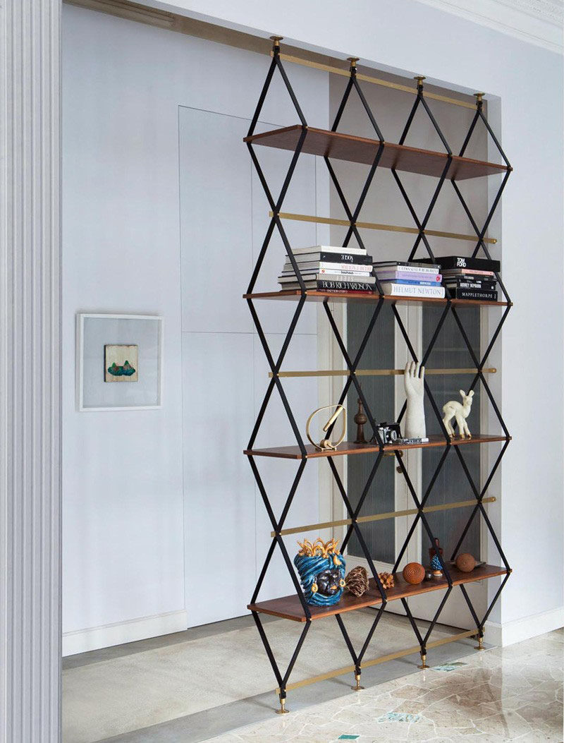 15 Creative Ideas For Room Dividers This Multi Functional Design Is Both A