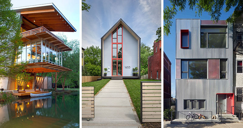 Celebrate Independence Day By Looking At These 10 Awesome American Houses