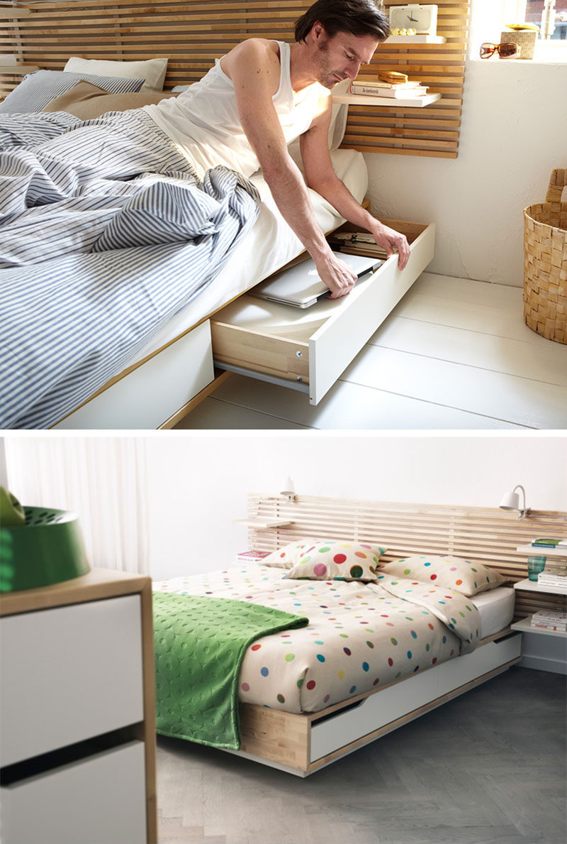 Low Bed Ideas