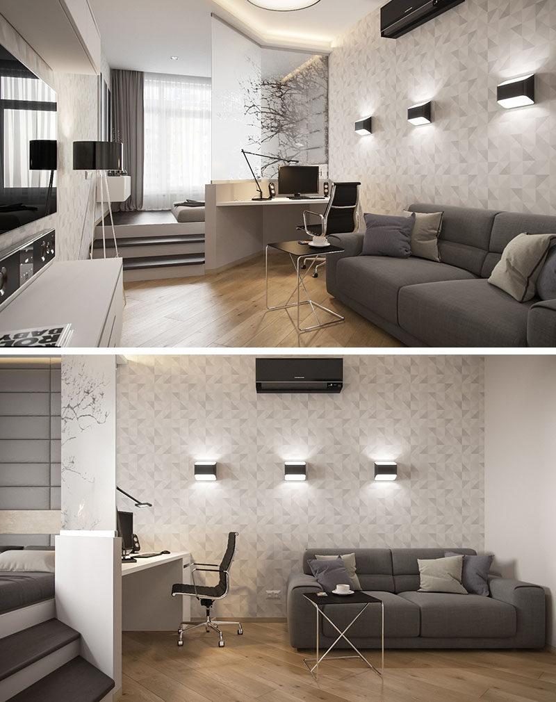Small Apartment Design Idea