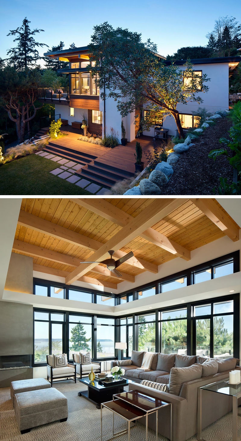 Wondrous Celebrate Canada Day By Looking At These 10 Incredible Houses In Largest Home Design Picture Inspirations Pitcheantrous