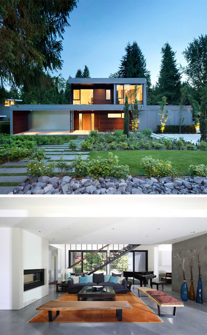 Green Residence In Canada Produces More Than It consumes ...
