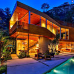 This Wood Clad Home Is Nestled In The Hollywood Hills