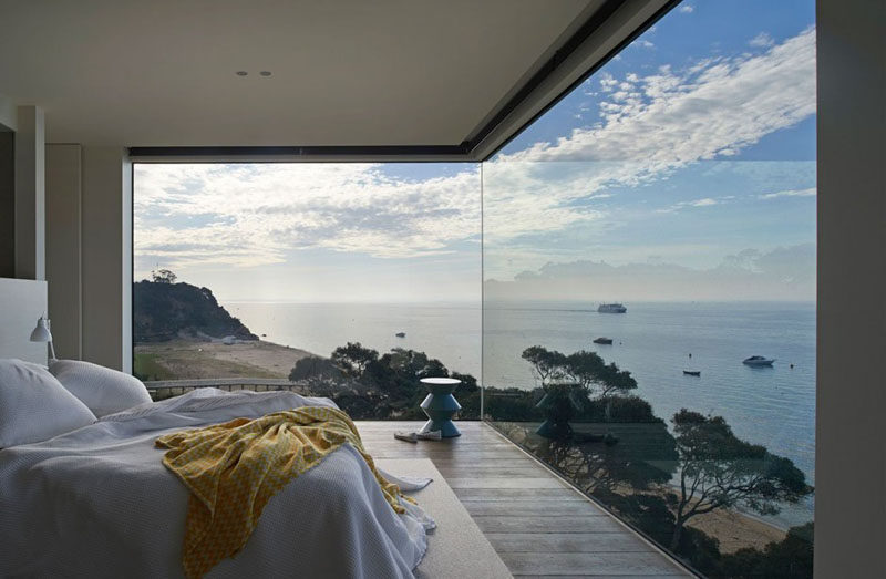 Examples Of Corner Windows With Picturesque Views Contemporist