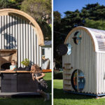 This Children's Playhouse Is More Interesting Than A Lot Of Normal Houses