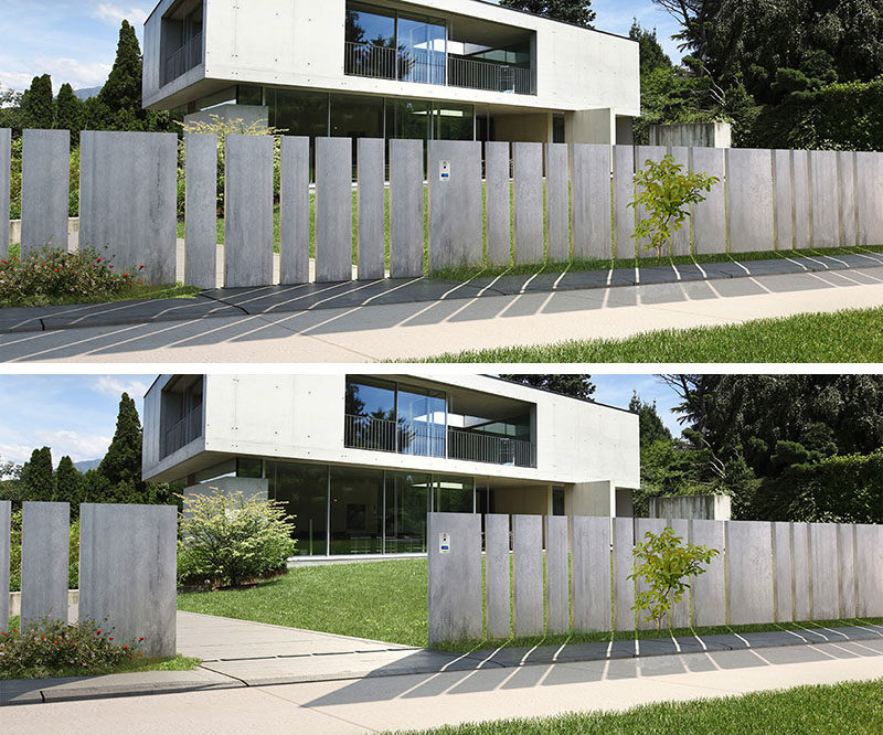 These Fancy Fences Add Some Style To Your House