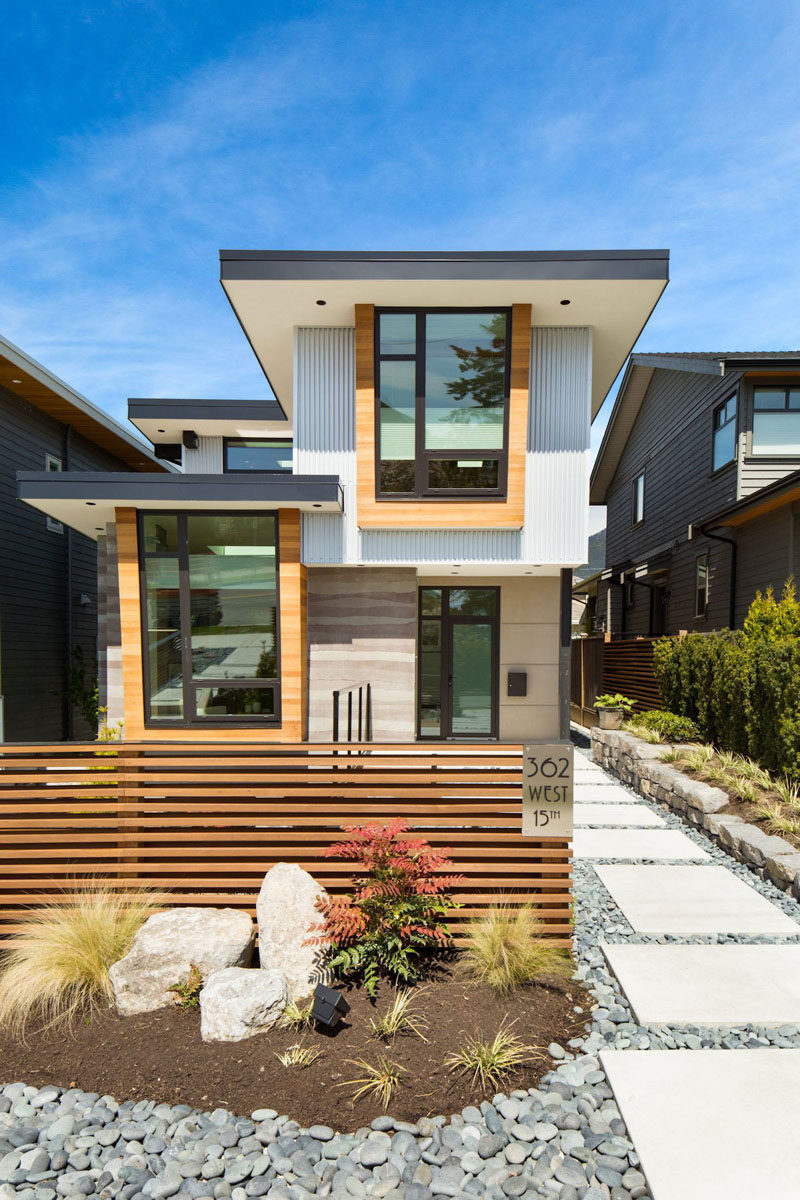 Landscaping Ideas For Your Front Yard Contemporist