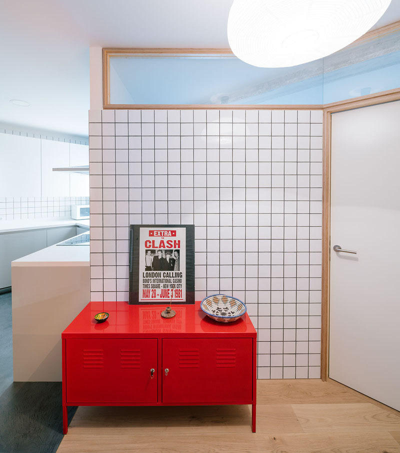 See How Three Colors Of Grout Were Used With The Tiles In