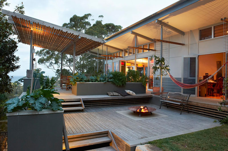 48 MultiLevel Backyards To Get You Inspired For A Summer Backyard Stunning Backyards By Design
