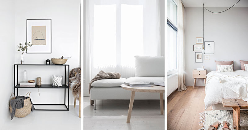 Scandinavian Interiors 10 Common Features Of Scandinavian Interior Design  Contemporist