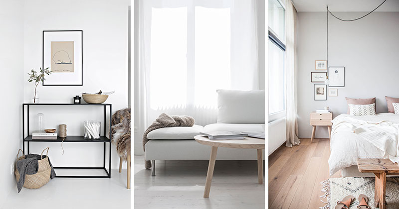 10 common features of scandinavian interior design contemporist for Danish design home accessories