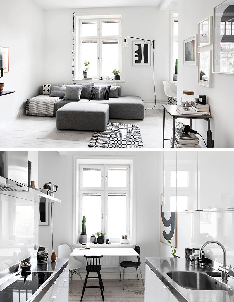 10 Key Features Of Scandinavian Interior Design // Maximize Natural Light     Because Itu0027s