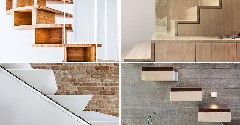 نگاهی به طراحی 14 نمونه پلکان مدرن
