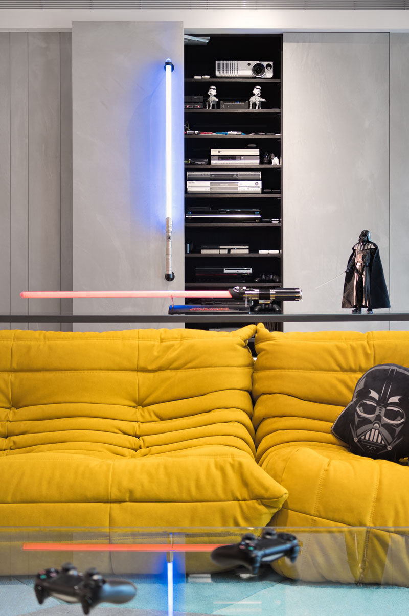 This Family Has A Star Wars Inspired Apartment