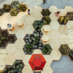 A Multi-Sensorial Urban Garden Has Sprouted Up In Italy