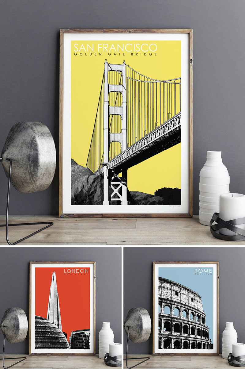 Wall Decor Idea Create A Conversation Starter By Hanging