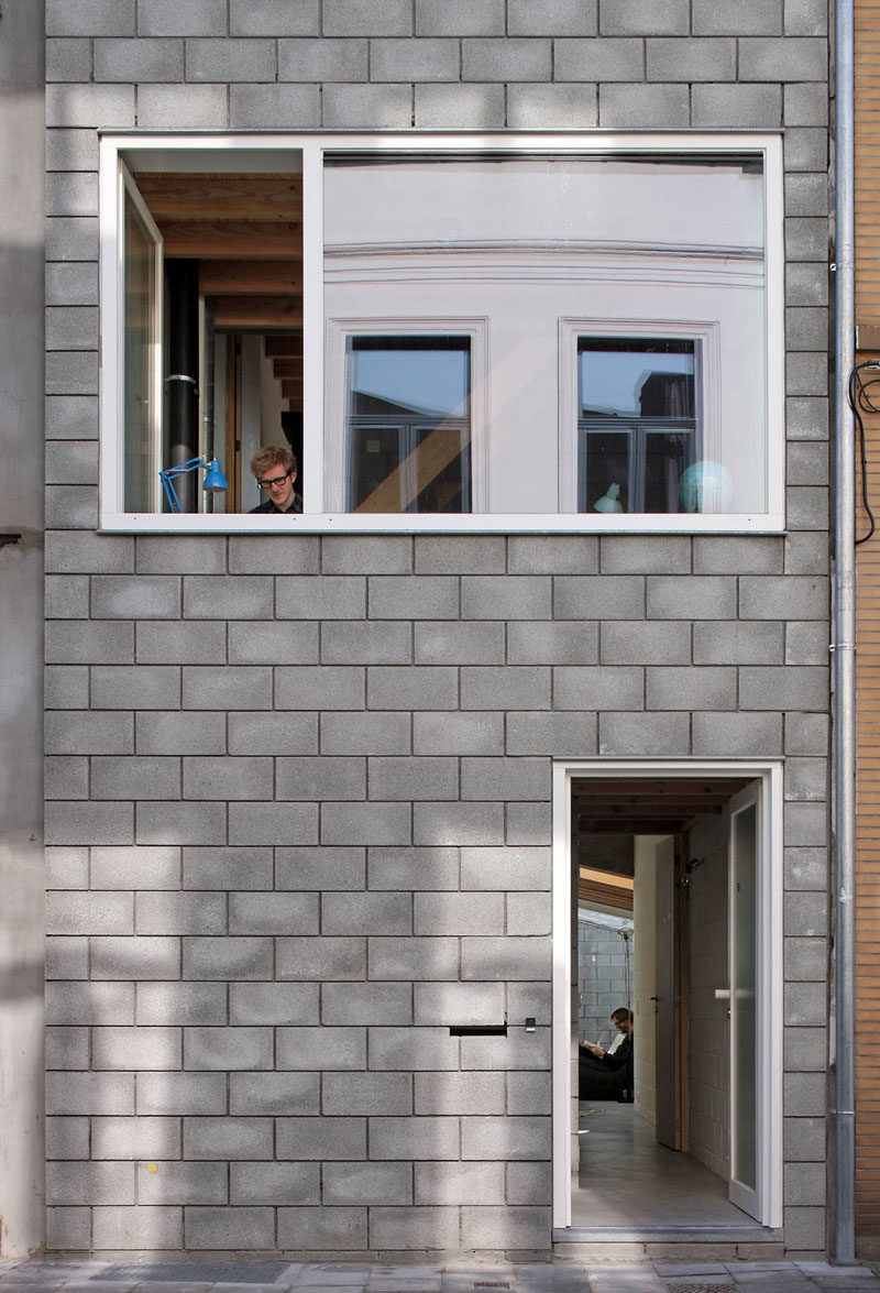 We explain the different styles of concrete blocks for Block homes