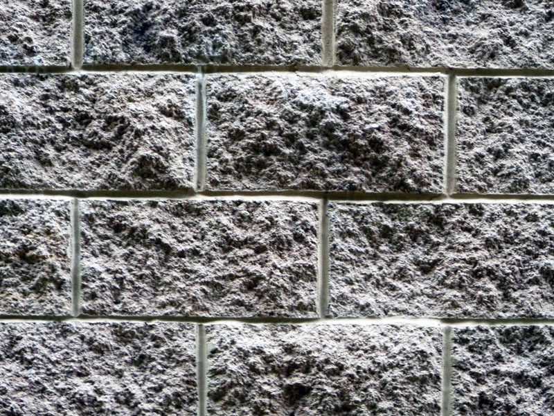 Stone Face Block : We explain the different styles of concrete blocks