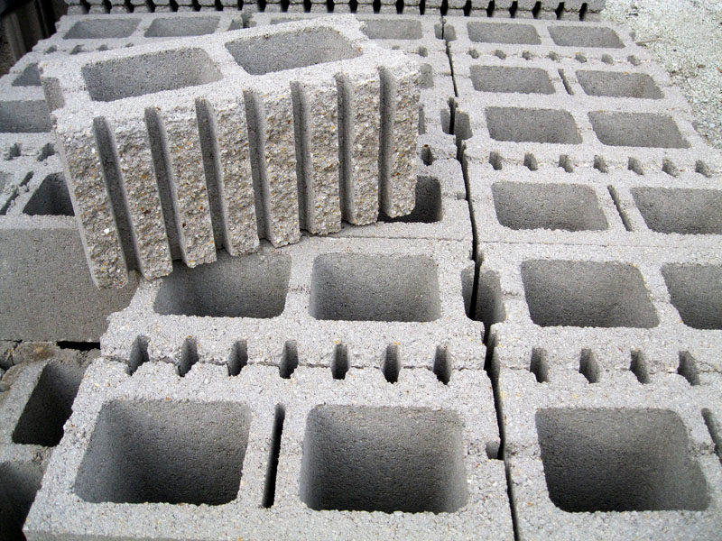 We Explain The Different Styles Of Concrete Blocks