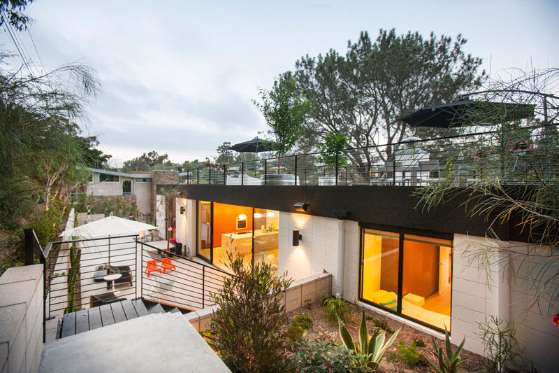 A Mid Century Modern Inspired Family Home Arrives In San